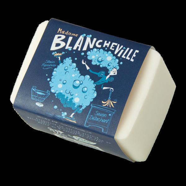 Mme Blancheville - Savon détachant