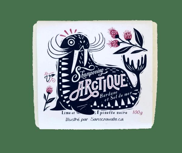 Shampoing Arctique