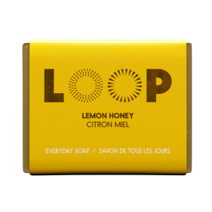 savon loop citron miel