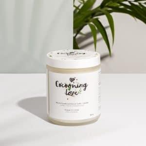 exfoliant fouetté café vanille